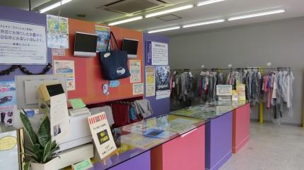 穂高西店_店内